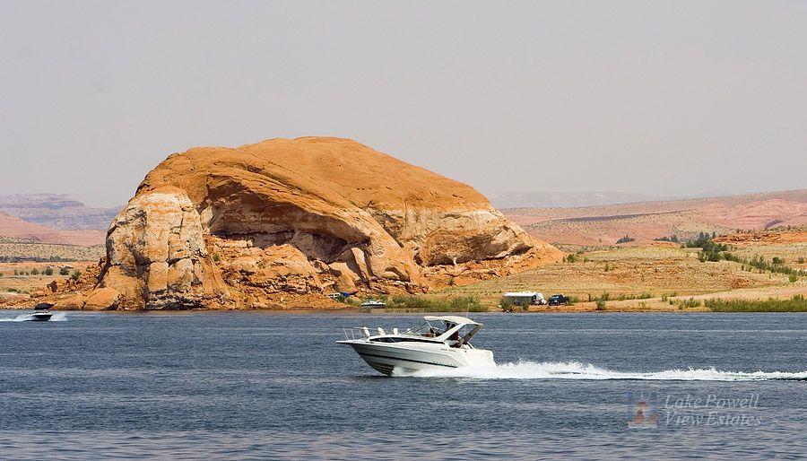Boating on lake powell httpwwwlakepowellviewestates