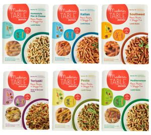 Modern Table Meal Kits Review Meal Kit Meal Kits Packaging Food Giveaways