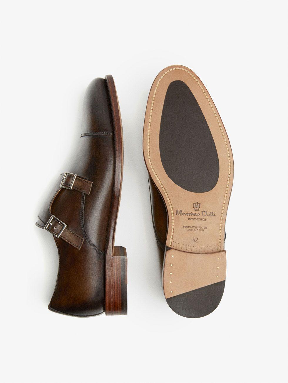 6efb9dc9a6 Zapatos - HOMBRE - Massimo Dutti   zapatos hombres   Zapatos ...