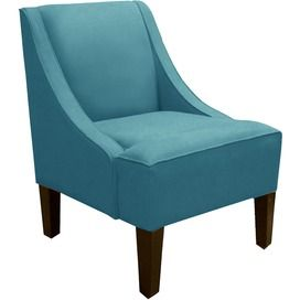 Sophia Arm Chair In Turquoise Furniture Home Decor Home