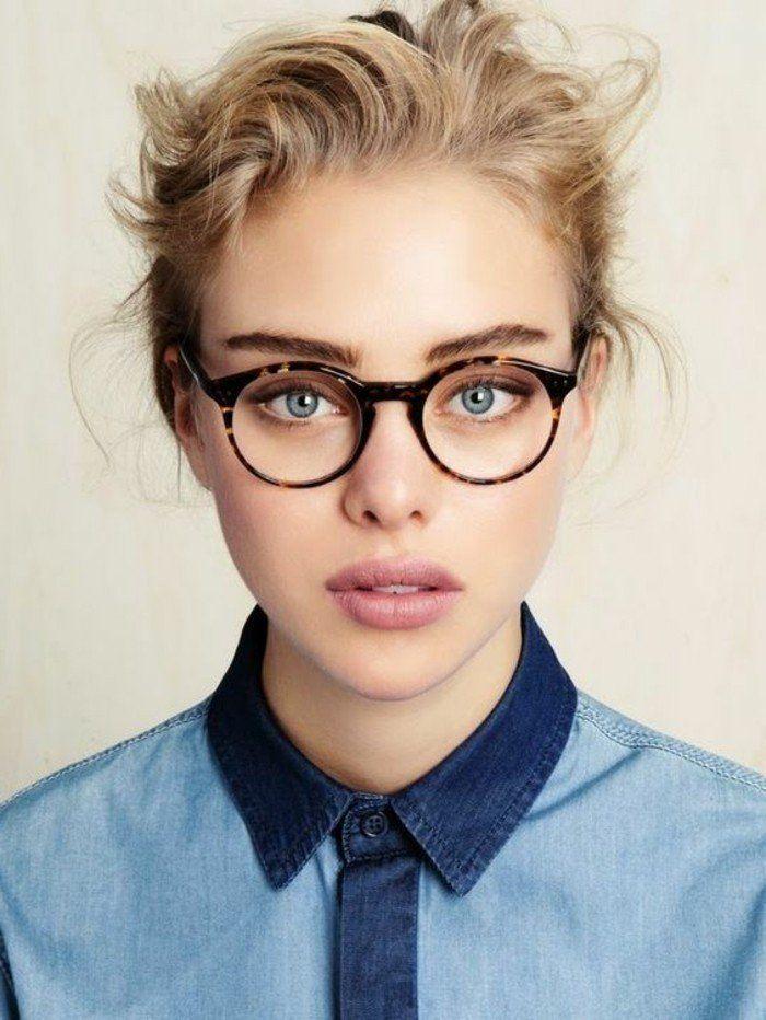 2039a5003c Les lunettes sans correction un accessoire top! Comment choisir son ...