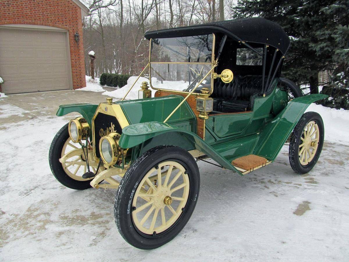 1911 Buick Model 26 Roadster Runabout Convertible | Veteran Cars ...