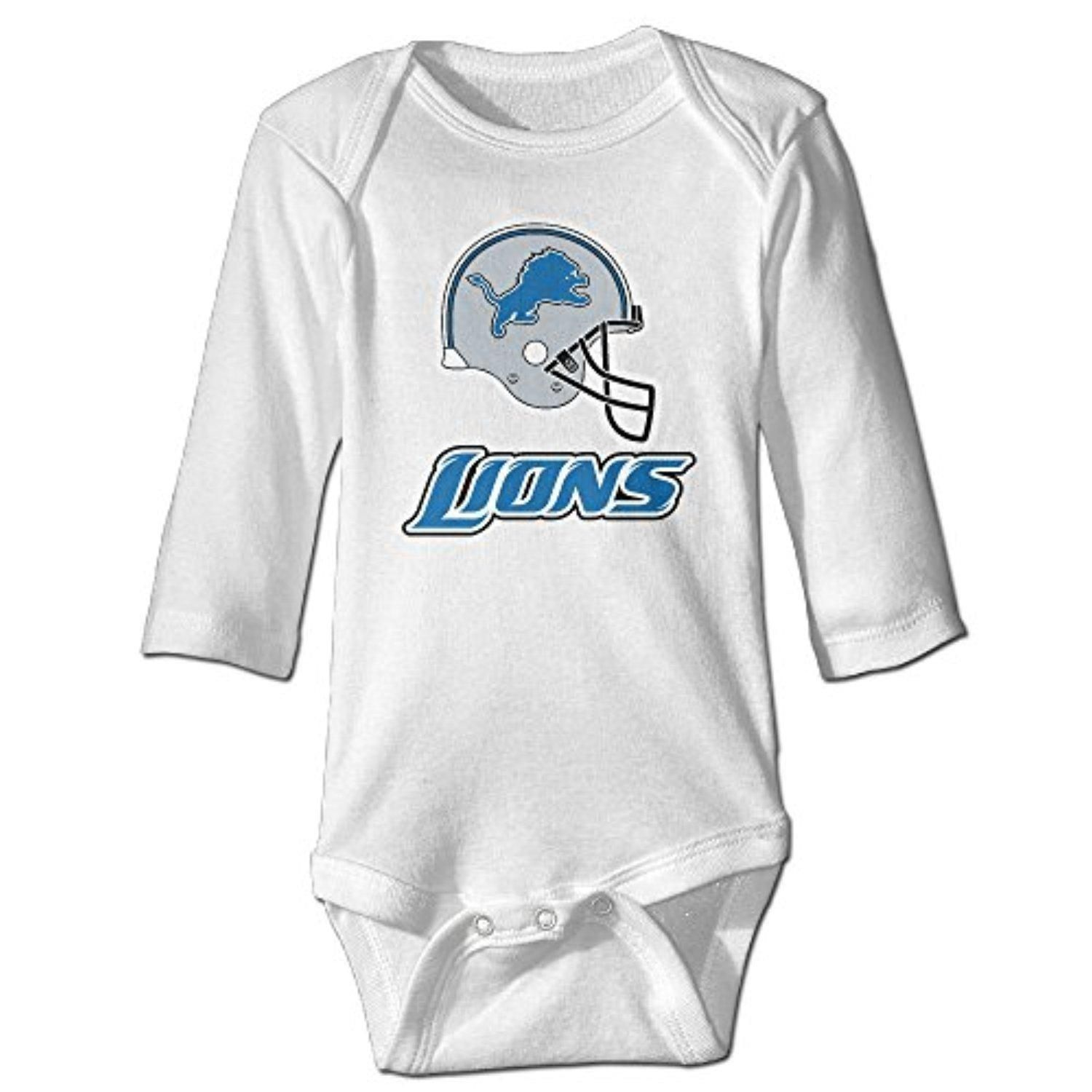 e5775e85 Detroit Lions Logo Infant Baby Boys Girls Romper - Brought to you by ...