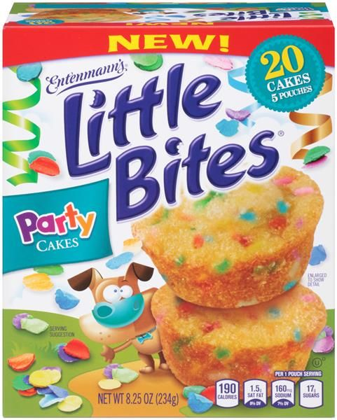 Little Bites Party Cake