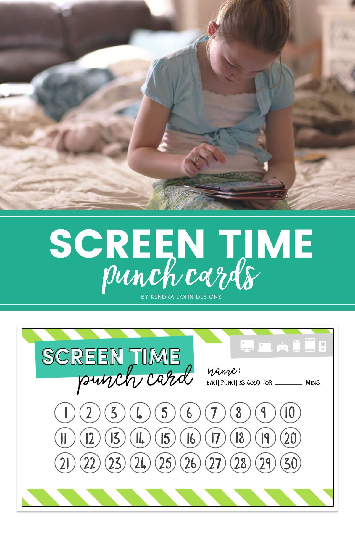 Screen Time Tracker To Help Monitor Kids Time On Ipads Tv
