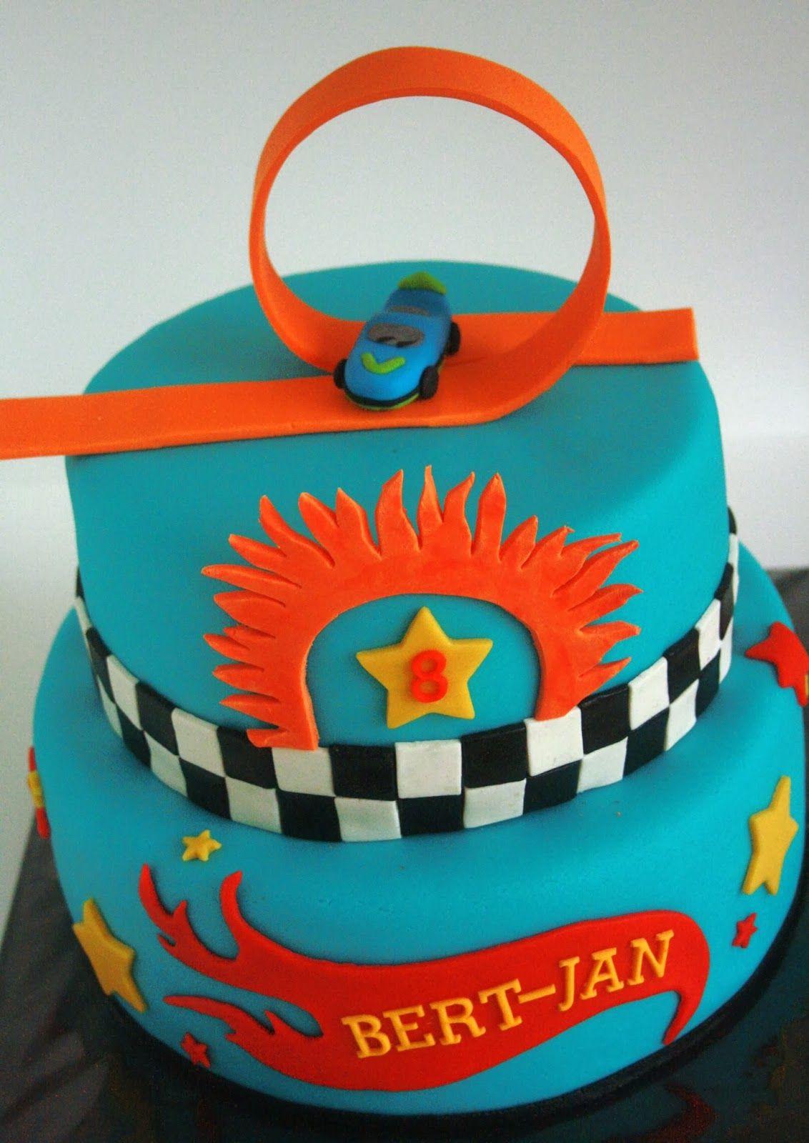 Vaak Taart hotwheels | taarten in 2019 - Cake, Birthday parties en Party &VC72