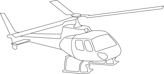 Helicopter Clip Art By White Lions Free Clip Art Clip Art Coloring Pages