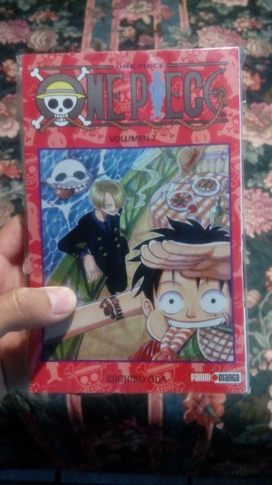 Manga volumen 7
