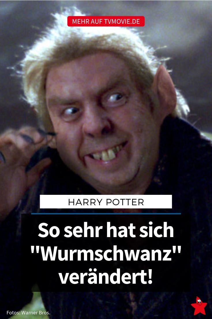 Harry Potter Wurmschwanz So Anders Sieht Timothy Spall Inzwischen Aus Wurmschwanz Harry Potter Darsteller