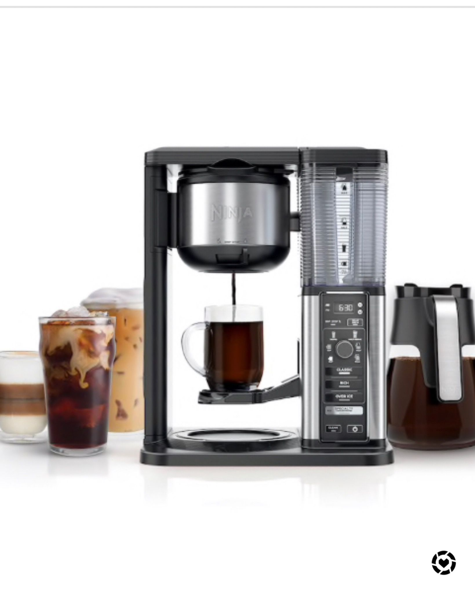 Ninja Coffee Maker SALE Ninja coffee maker, Coffee maker