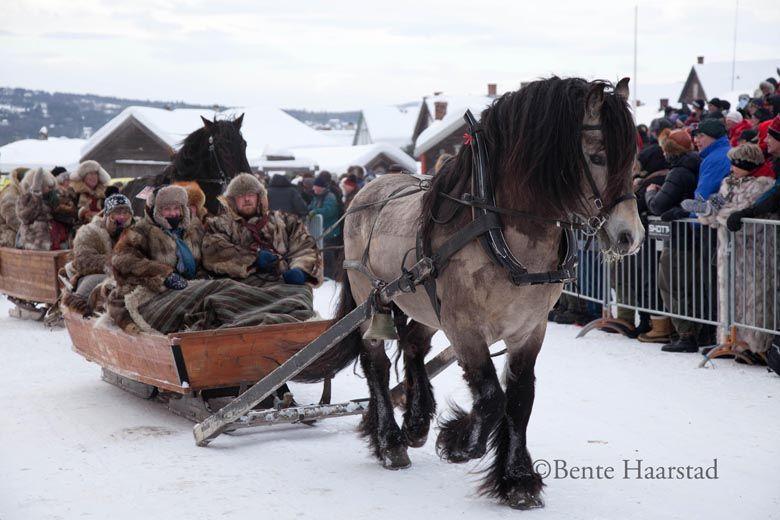 Rørosmartnan (Røros Fair) Røros