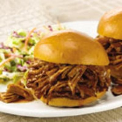 Slow Cookers BBQ Pulled Pork