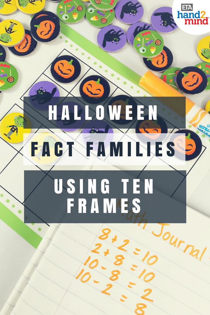 Holiday Ten-Frame Counters | Ten frame activities, Ten frames and ...