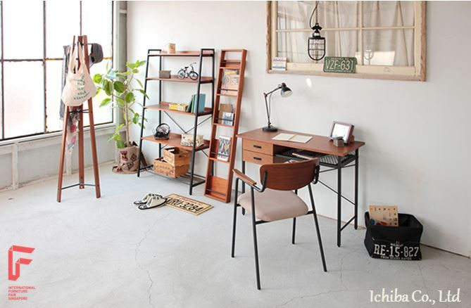 Providing an array of styles, Ichiba Co. Ltd includes modernized home furniture, suitable for individuals. The combination of wood and metal creates a minimalistic yet sophisticated look for your home, providing you with personal space. Want to view more furniture of such style? Visit them at Booth 3H-32 at IFFS 2016, see you there! http://ichiba-web.com/index.html http://www.iffs.com.sg/exhibitor/ichiba-co-ltd/