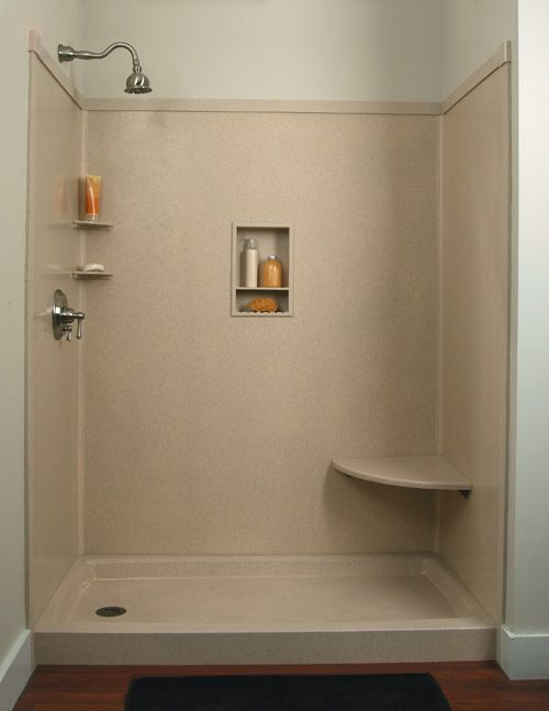 Shower Stalls And Kits | Plumbing in the Home: Shower drain ...
