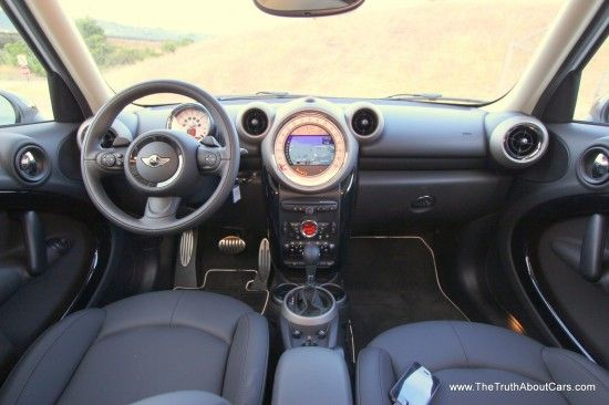 Review 2012 Mini Cooper S Countryman All4 With Images Mini