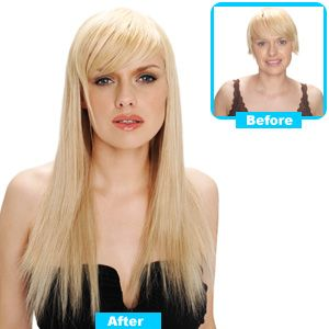 Extensions for very short hair hair i 3 pinterest short extensions for very short hair permanent hair extensionsclip in pmusecretfo Image collections