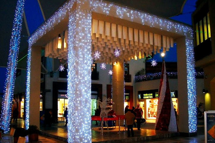 Curtain Lights Icicle Lights 3d Lights Commercial Christmas
