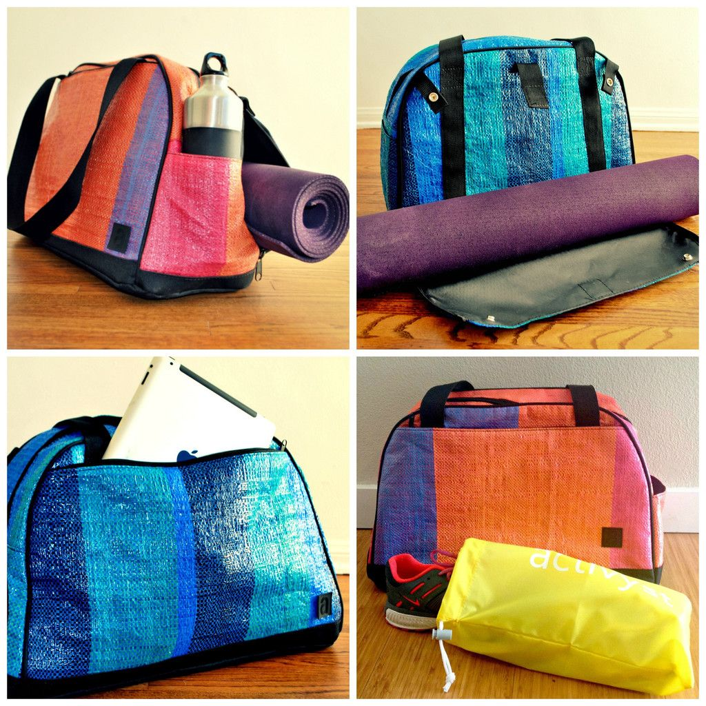 Nicaragua Active Bag by ACTIVYST - pocket for everything efd0328ecc735