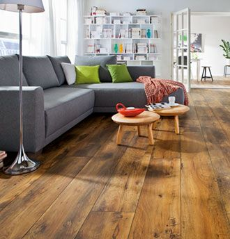 (Love The Old Wide Plank Look) Haro Tritty Laminate Floor