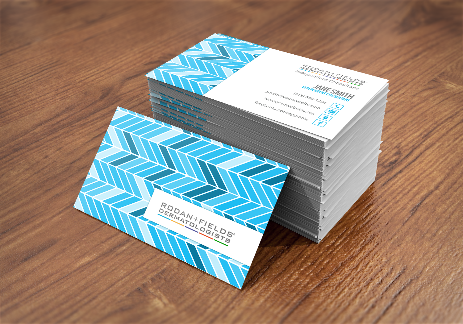 New Rodan Fields Business Cards Are Here Mlm Rodanandfields Print Paper Graphicdesi Rodan And Fields Business Rodan And Fields Printing Business Cards