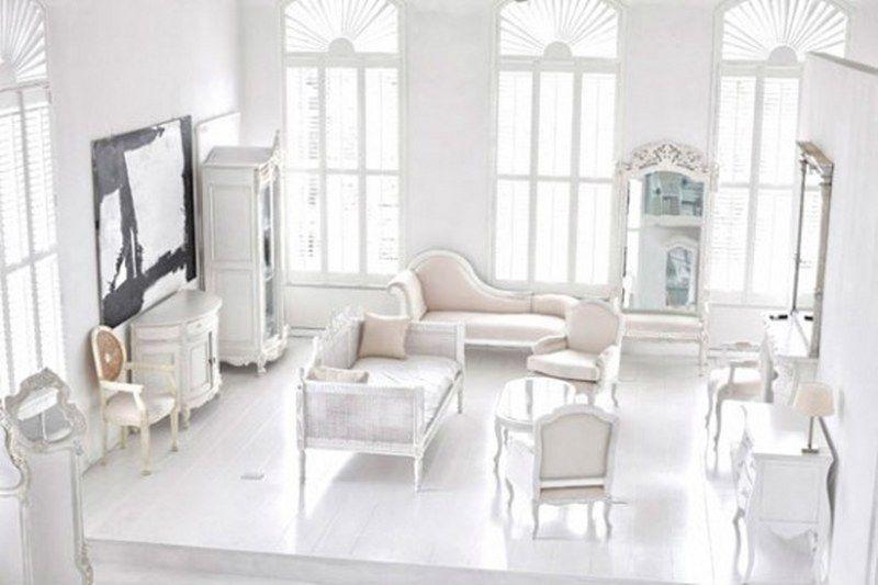 7x Klassiek Interieur : Modern classic white interior design ideas showroom design ideas