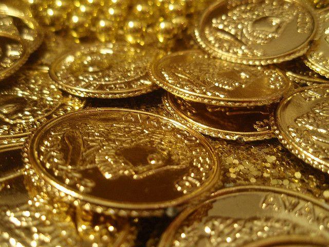 Moneda lisa y Brillante