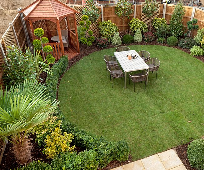 Image Result For Landscaping New Uk Garden Backyard Garden