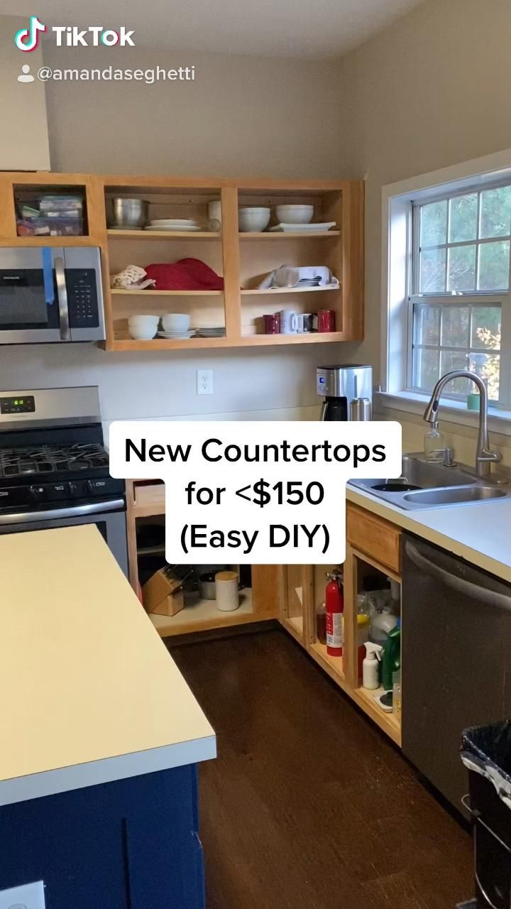 Photo of How to Refinish Countertops on a Budget