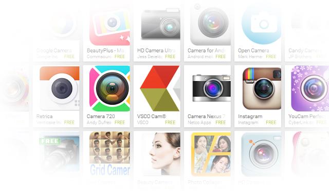5 Aplikasi Edit Foto Android ini Paling Banyak Digunakan
