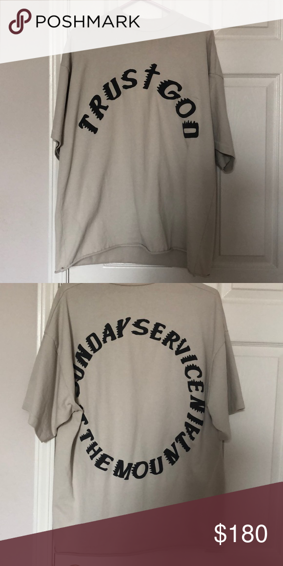 Kanye S Sunday Service Church Clothes Yeezy Shirt Yeezy Shirt Tees Church Outfits