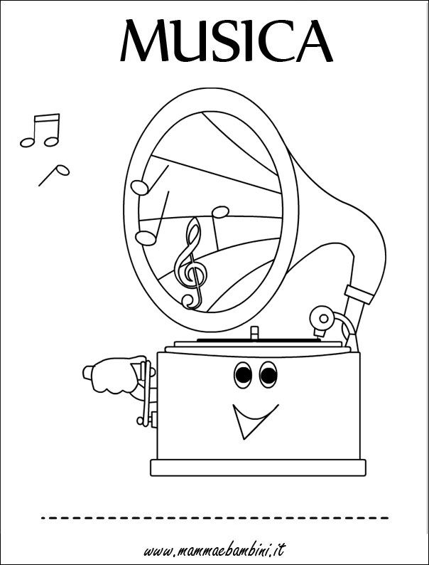 Schede didattiche per la scuola primaria giochi disegni - Disegnare le proprie pagine da colorare ...