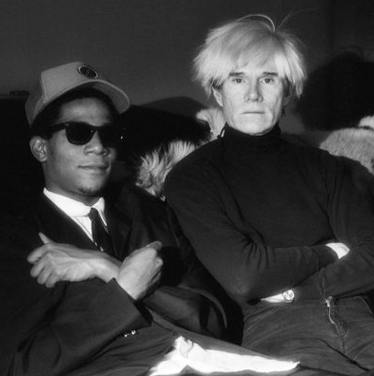 Reminisce about the NYC of the '80s: Warhol and Basquiat