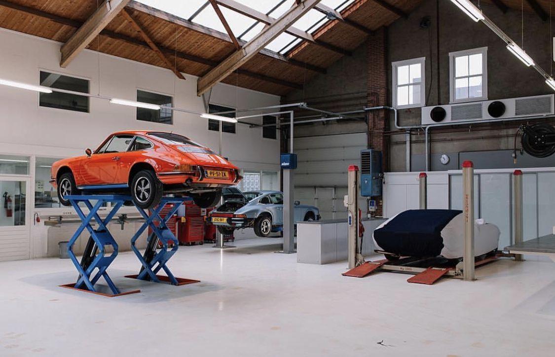 Porsche image by Henry Car Auto repair shop