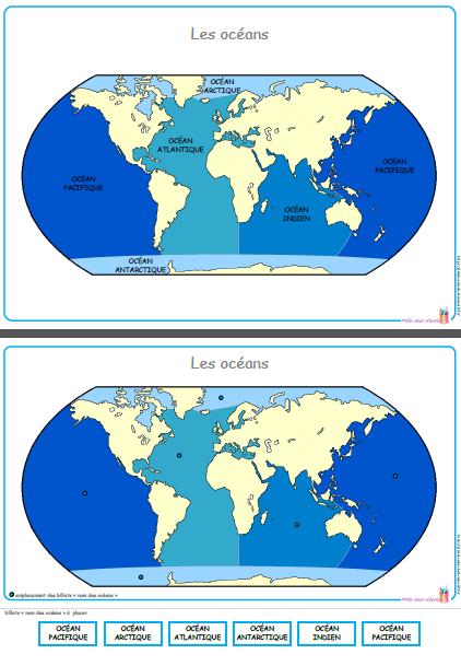 océans