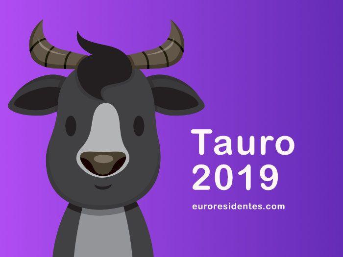 Horóscopo Tauro 2019 | ZODIACO♉ | Horóscopo tauro, Tauro y Signos