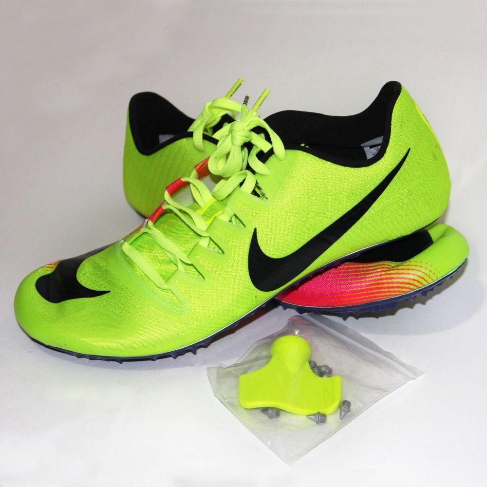 Nike Zoom JA Fly 3 Track Running Spikes OC Sz 11.5