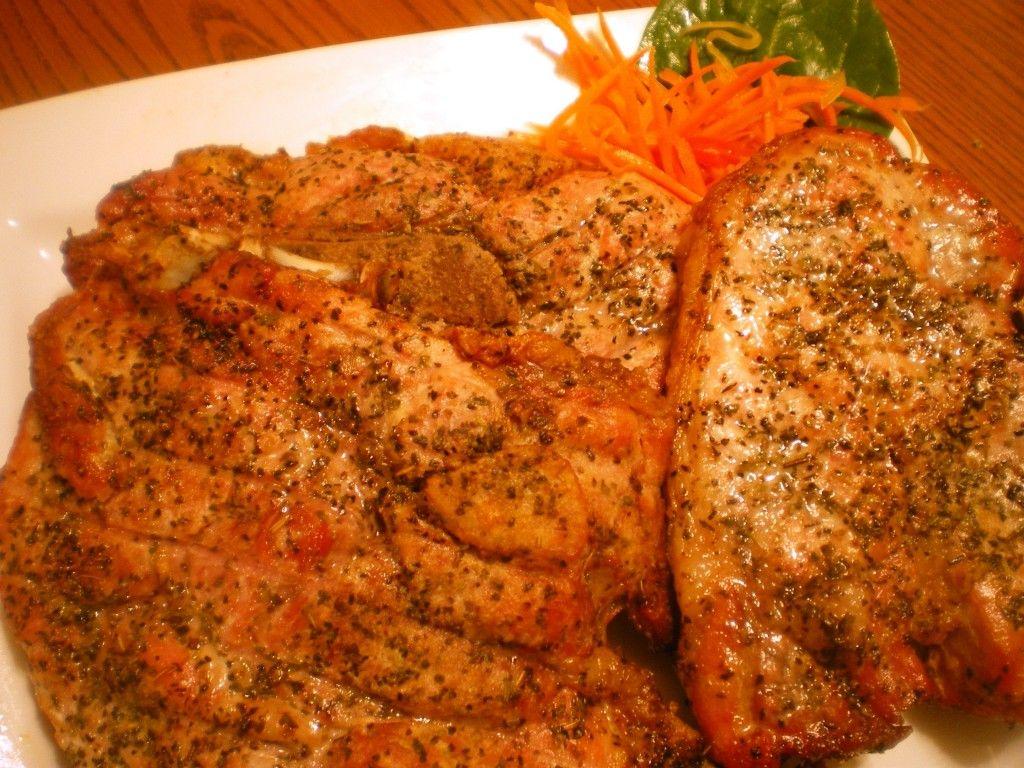 Easy Pork Chop Recipes - easy breezy!! #nomnomnom