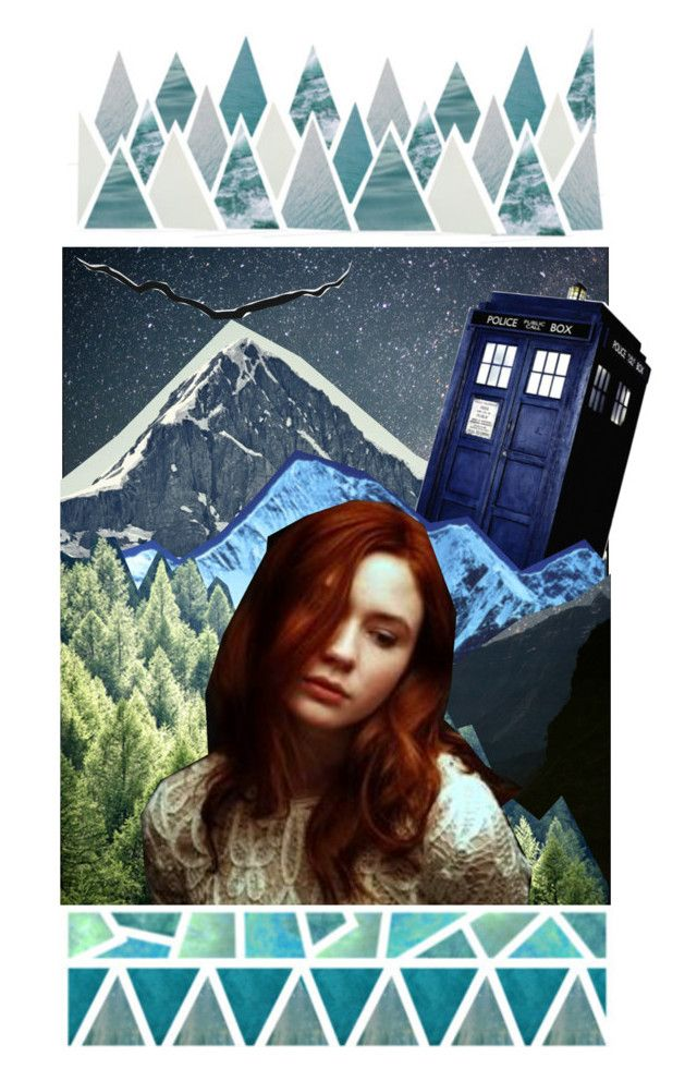 """""""Amelia Pond"""" by theimpossiblegirl6 ❤ liked on Polyvore featuring art"""