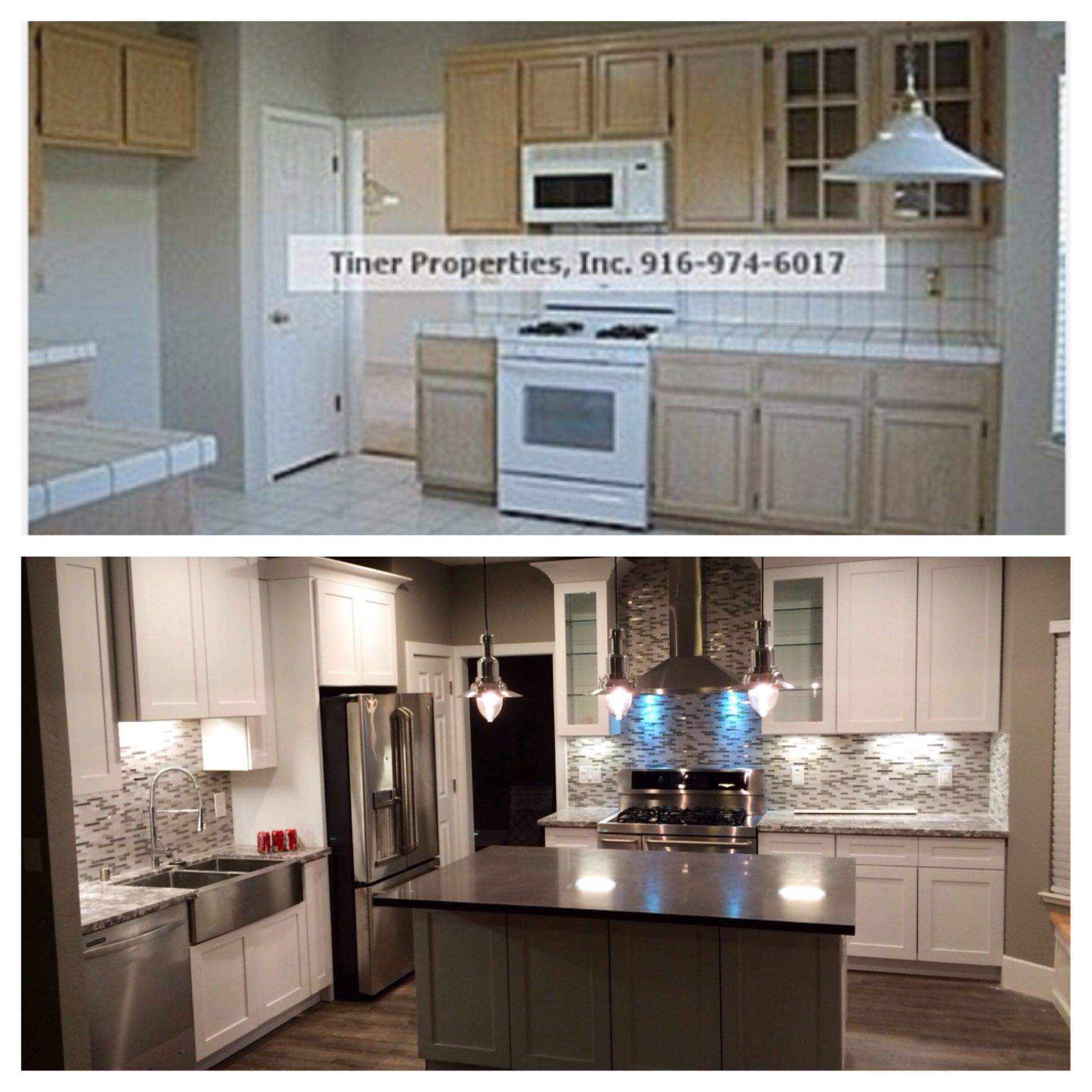 New Kitchen Before And After: Kitchen Reno - Before And After