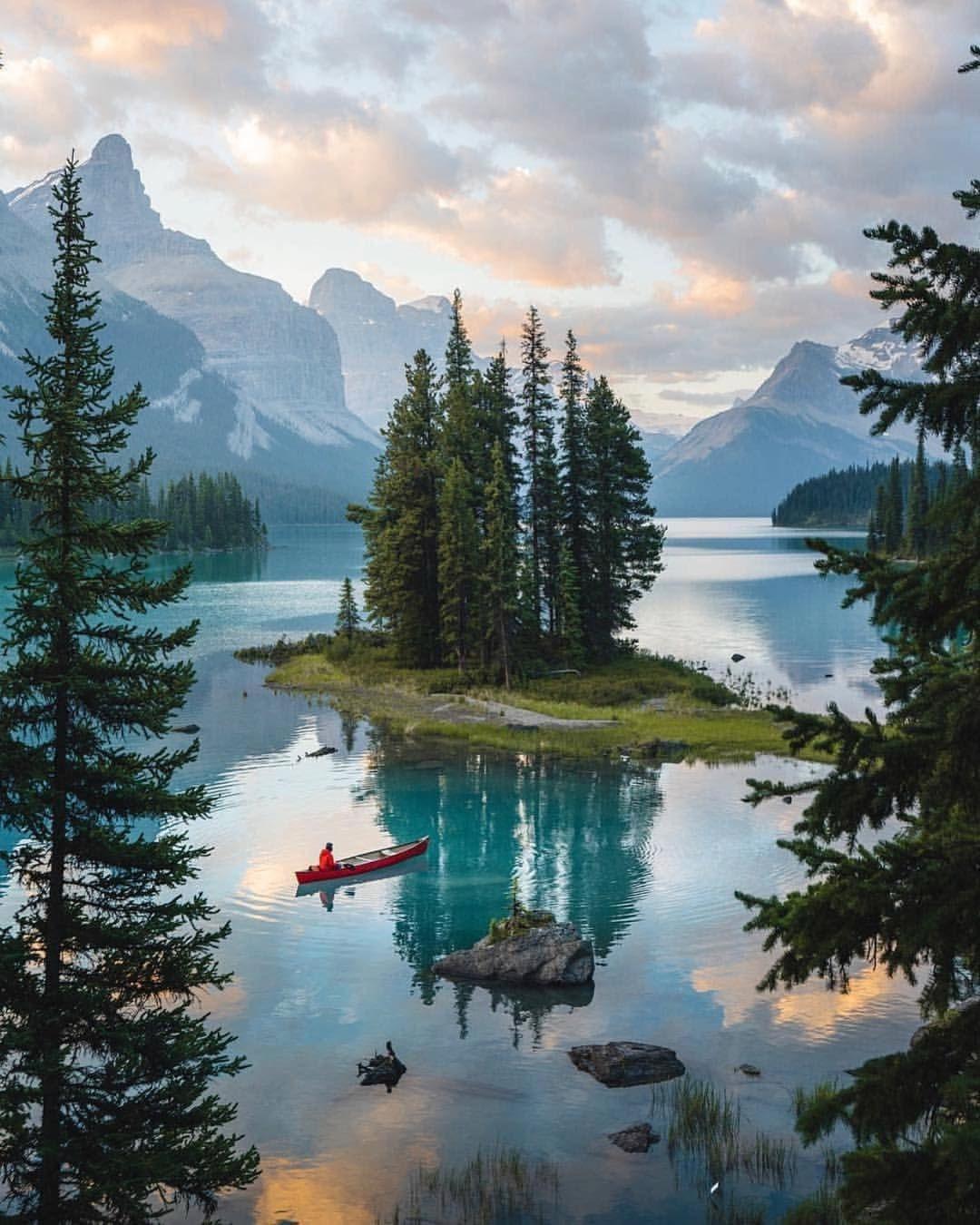 Jasper National Park Scenery Nature Landscape Photography