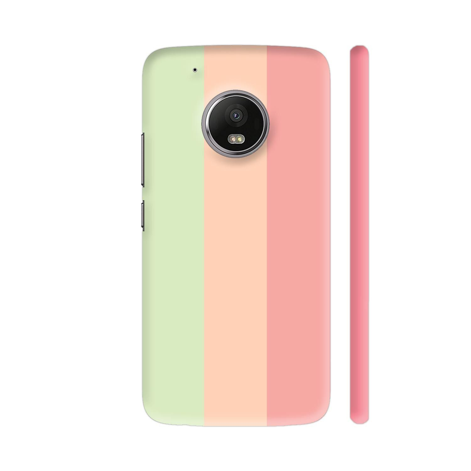 ad99a9d5858 Buy premium quality Pastel Color Stripes Moto G5 Plus Case designed by  artist Neeja Shah from India. Get lifetime warranty on colors and free  shipping ...