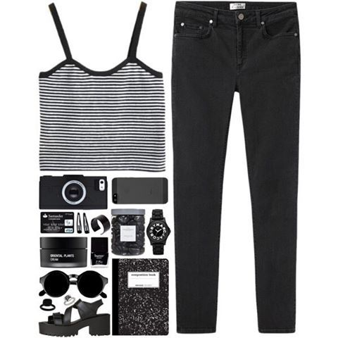 .style swag black&white  .pour ptite balade entre Ami par exemple  . . . . #ootd #outfitoftheday #lookoftheday #polyvore #TFLers #fashion #fashiongram #style #love #beautiful #lookbook #wiwt #whatiwore #whatiworetoday #ootdshare #outfit #clothes #wiw #mylook #fashionista #instastyle #instafashion #outfitpost #fashionpost #todaysoutfit #shoes #pants #accessories #tumblr