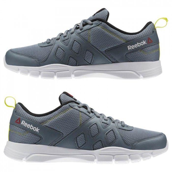 Reebok AR2967 TRAINFUSION NINE Gri Erkek Yürüyüş Koşu Ayakkabısı