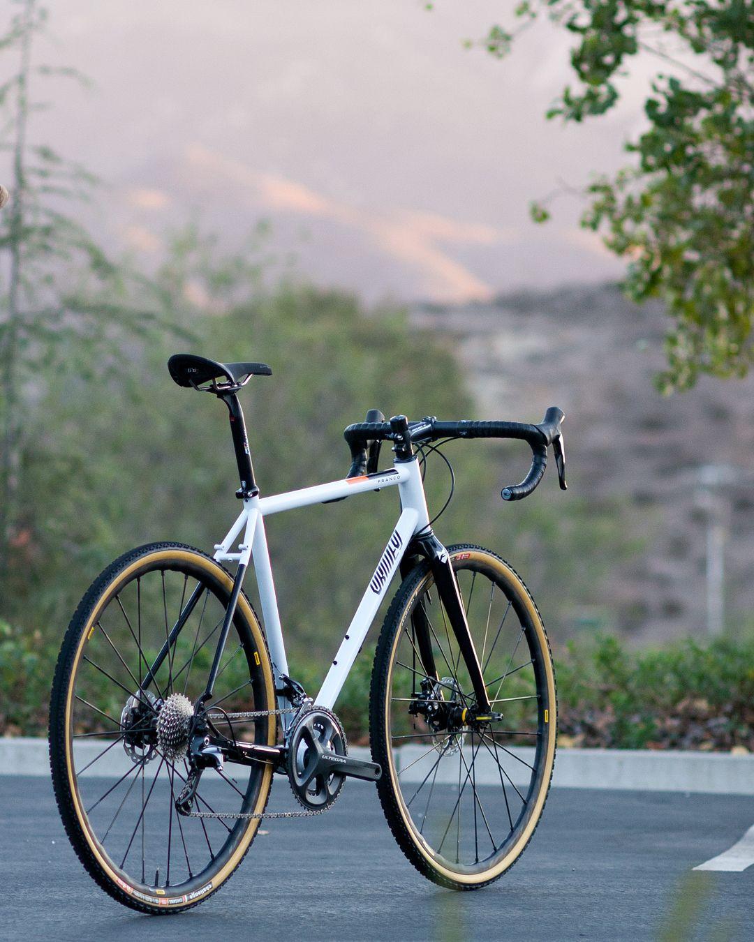 Franco Grimes Gravel Grinder All Road Bici Fixie Bici Bici