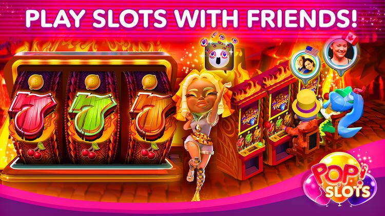 Pop Slots Casino Free chips Slots games, Gambling gift