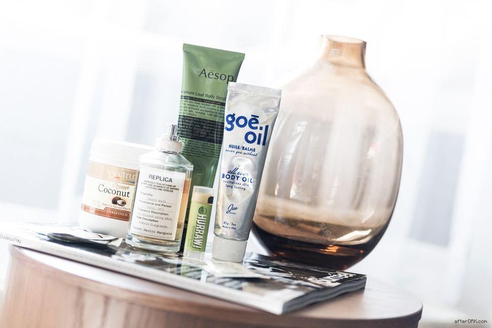Winter beauty essentials - afterDRK