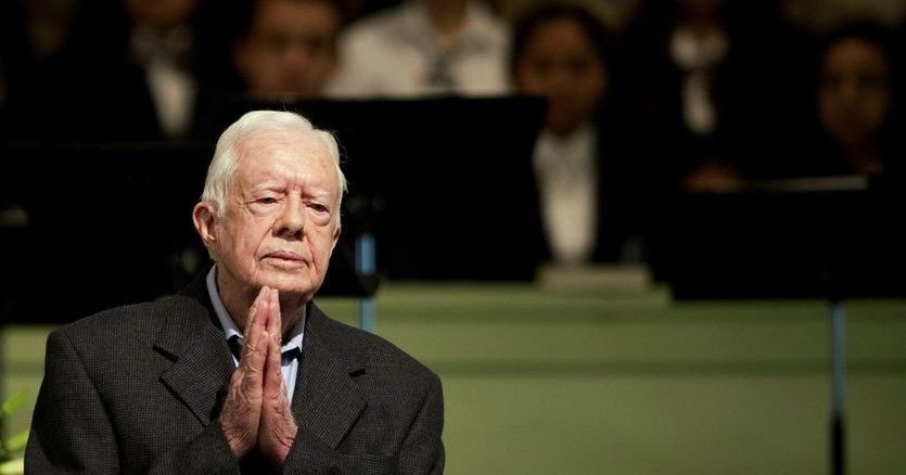 Jimmy Carter Cancer Cured, But Grandson Dies Of Heart Attack - http://www.thebitbag.com/jimmy-carter-cancer-cured-but-grandson-dies-of-heart-attack/123819