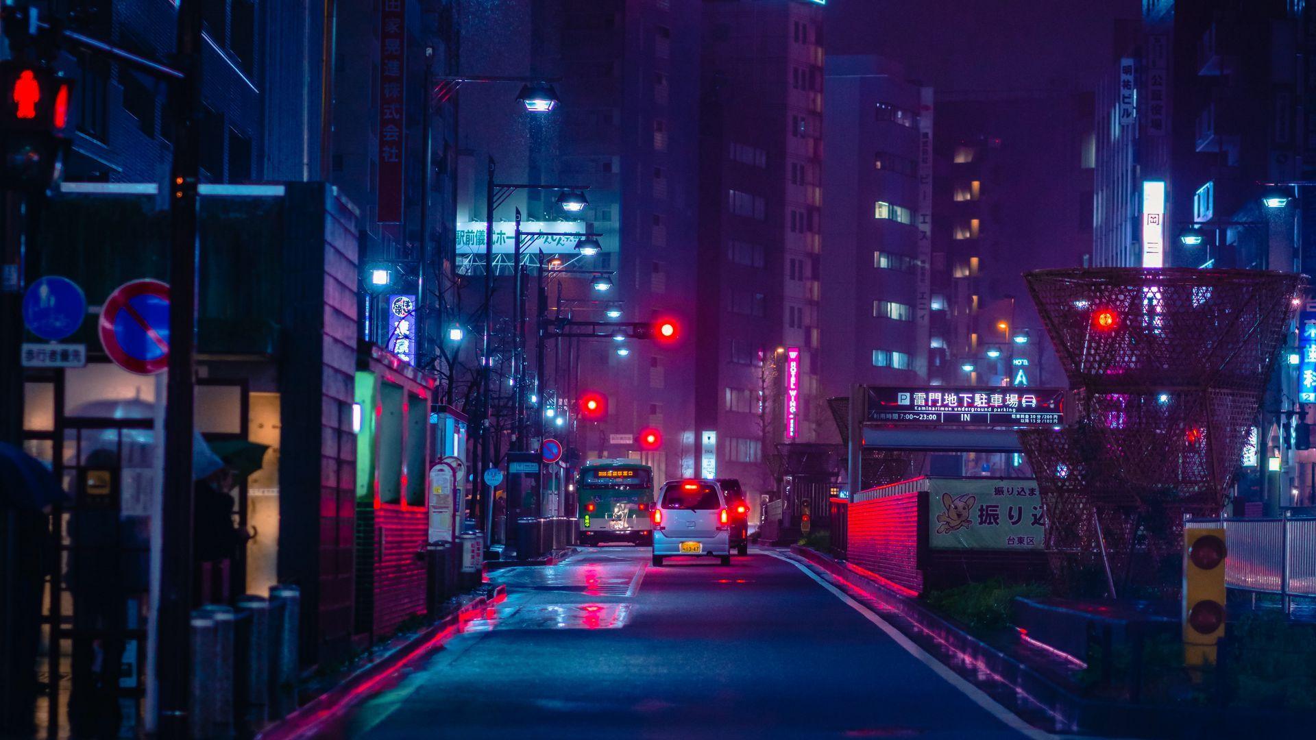 Transit Vehicle On Street Panasonic Dmc Gh3 Eff8fc Wallpaper Hd Wallpaper City Background