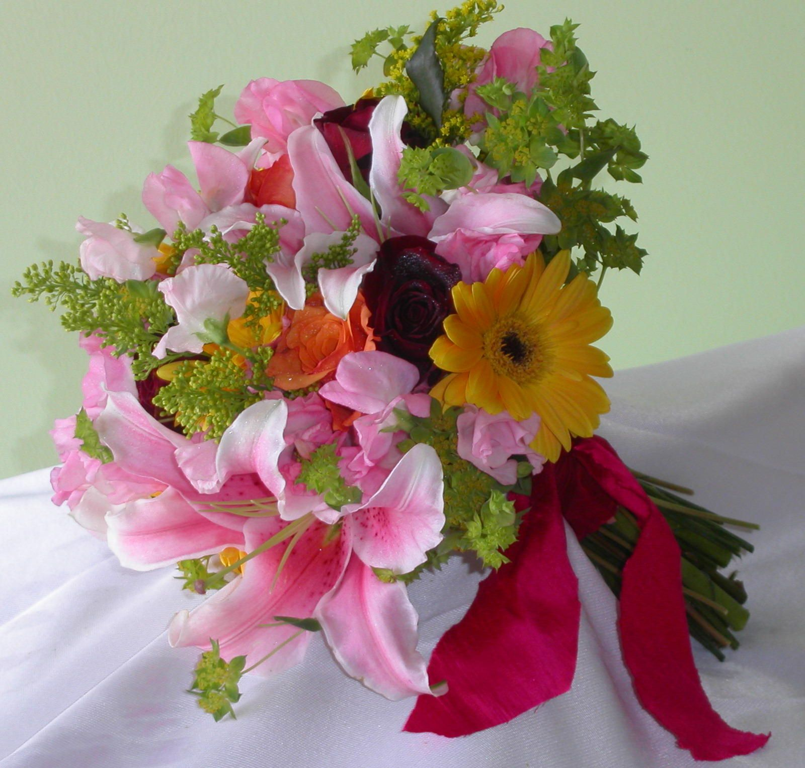 Martha Stewart Wedding Flower Bouquets Spring Flower Bouquet